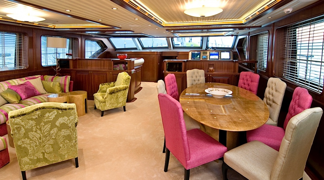 Durukos Yachts Clear Eyes_saloon