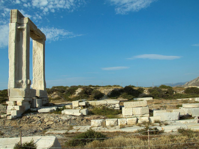 Yacht Charter Trips and Vacation in Greece Image of Temple of Apollo
